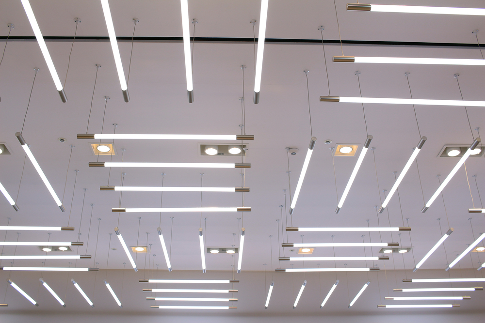 led fluorescent lights