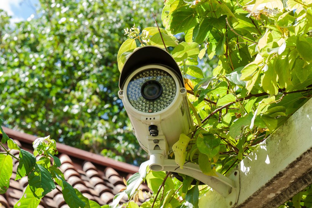 SE Electrical Services domestic CCTV installations