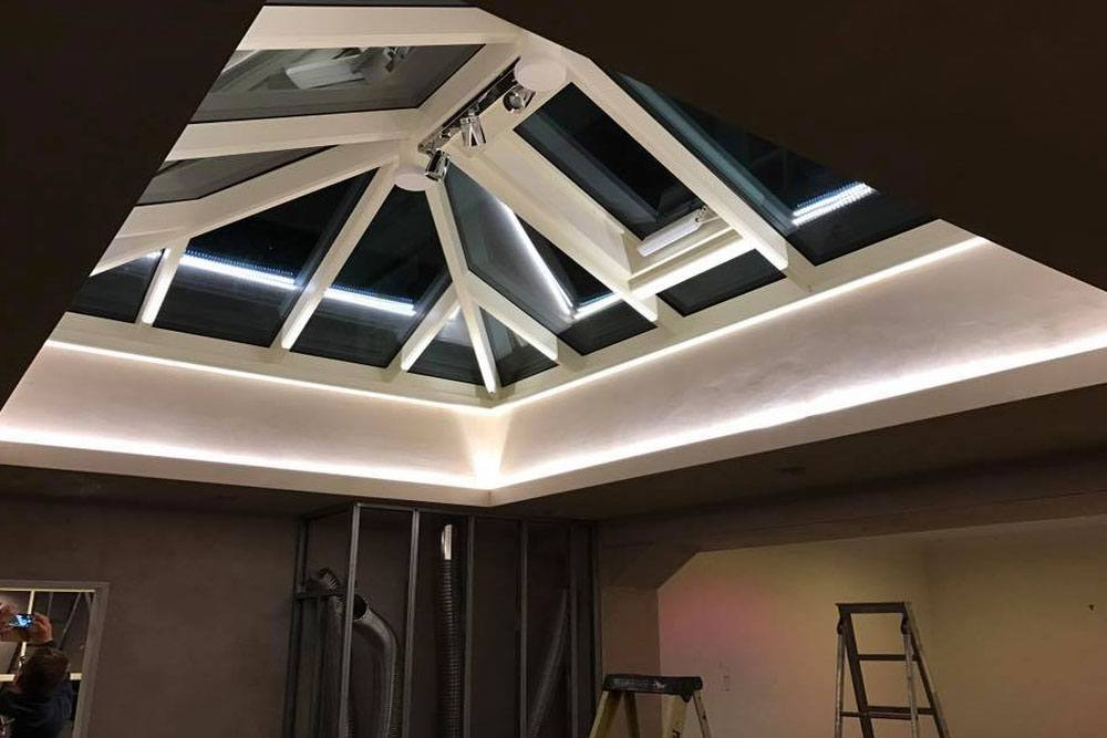 SE Electrical Services domestic electric skylight