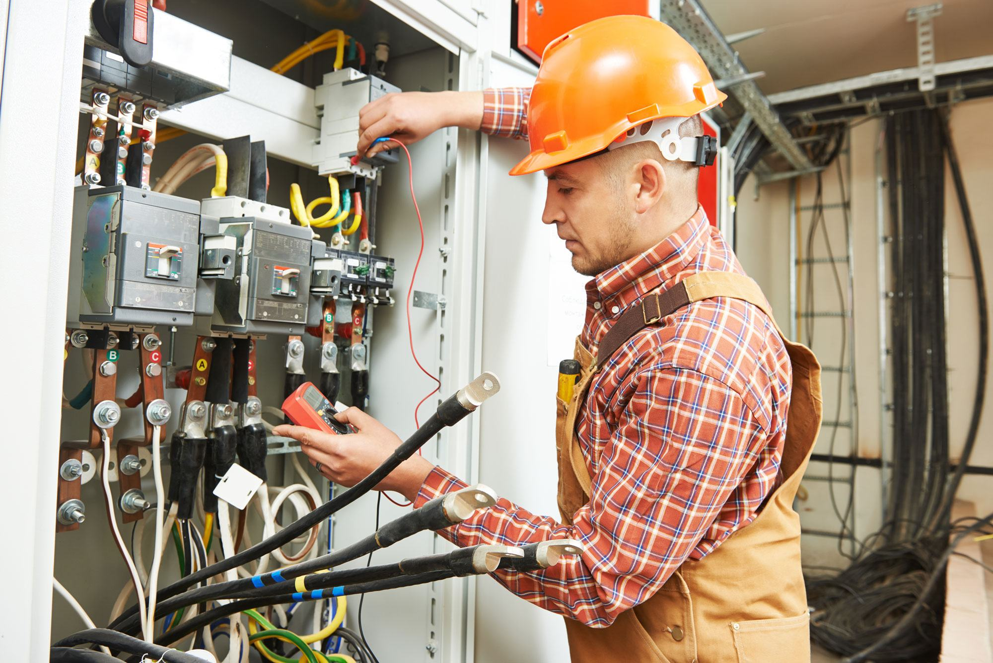Commercial Electricians in Witney