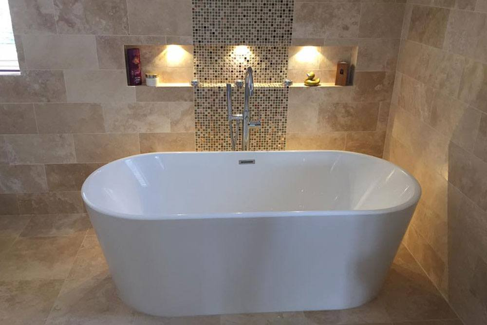 SE Electrical Services bathroom installations